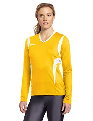 ASICS Women's Mintonette Long Sleeve Tee by ASICS Sports Apparel