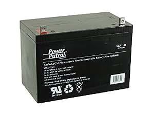 Amazon.com: Power Patrol SLA1185 12V 100Ah Group 27 Sealed