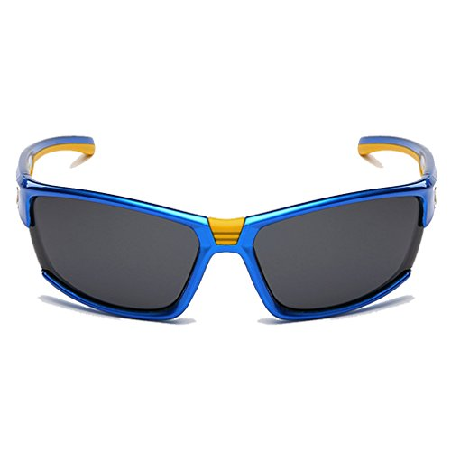 A-Royal Mens Fashion Polarized Lens Cycling Sport Windproof - Guide Code Discount The Shape
