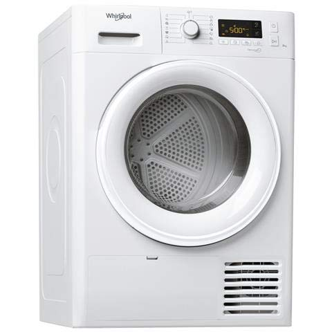 Whirlpool FT M11 8X3 EU - Secador de ropa (8 kg): Amazon.es: Hogar
