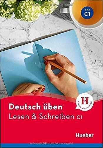 Lesen Schreiben C1 Buch Deutsch üben Lesen Schreiben Amazon