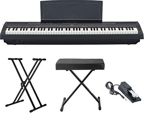 yamaha-p115b-88-key-graded-hammer-standard-digital-piano-bundle-with-knox-double-x-stand-and-knox-la