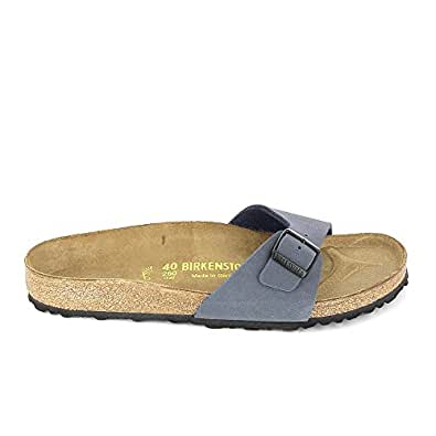 amazon com birkenstock women s madrid birko flor sandal slides