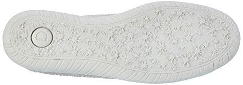 Gabor Comfortabele Sneaker Damen, Grade Niveau (graad / Argent 49)