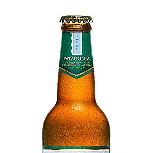 Cerveja Patagonia Weisse Long 355ml