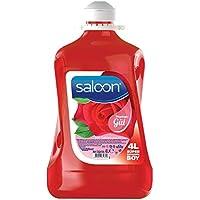 SALOON SIVI SABUN GÜL 4LT