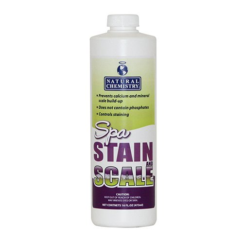 Natural Chemistry Spa Stain & Scale (1/2 L)