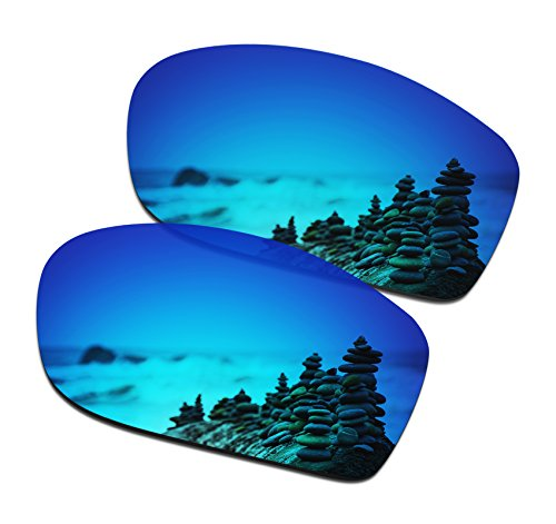 SmartVLT Men's Ice Blue Replacement Lenses for Oakley Valve New 2014 OO9236 Sunglass