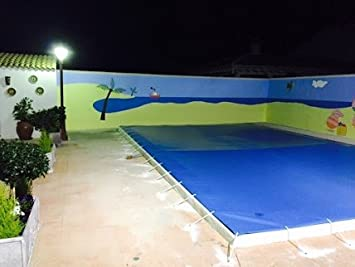 International Cover Pool Cubierta de Invierno para Piscina 3x7 ...