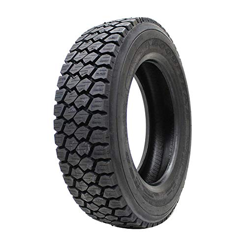 Goodyear G622 RSD ULT Commercial Truck Radial Tire-245/70R19.5 133B