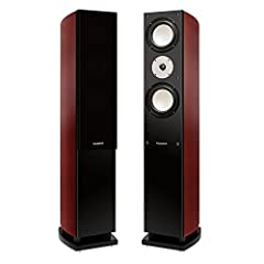 What do you expect from your speakers? How about the emotion and intensity of a live performance in the comfort of your own home? The Fluance XL7F High Performance Three-way Floorstanding Loudspeakers are engineered with premium components th...