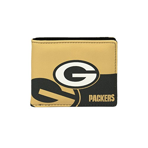 NFL Green B Bi-fold Wallet