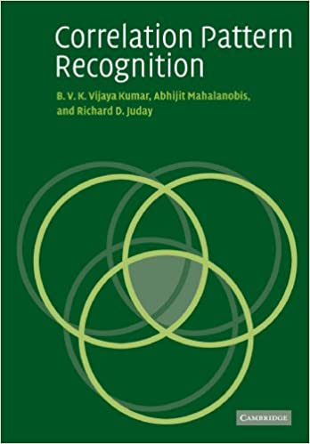 CORRELATION PATTERN RECOGNITION EPUB DOWNLOAD