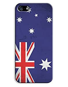 Australian Flag Case for your iPhone 5/5S
