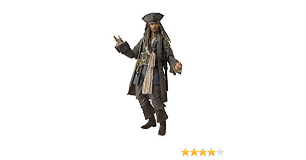 Pirates of the Caribbean: Dead men tell no tales - Captain ...