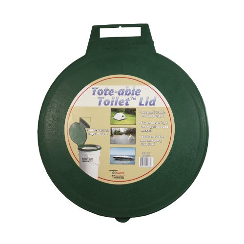 Tote able Toilet Seat and Lid