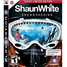 SHAUN WHITE SNOWBOARD:TARG [PlayStation 3]