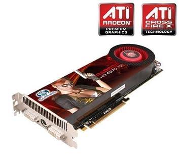 Amazon.com: Sapphire Radeon HD4870 x2 2 GB DDR5 Dual DVI/TVO ...