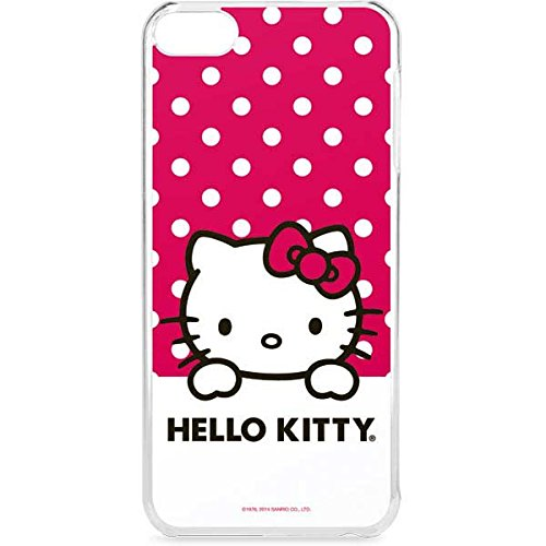 (Skinit Hello Kitty iPod Touch 6th Gen LeNu Case - HK Pink Polka Dots Design - Premium Vinyl Decal Phone Cover )