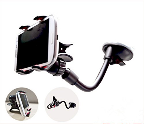 green-convenience-car-mount-360-rotation-long-arm-neck-car-navigation-holder-car-phone-holder-suctio