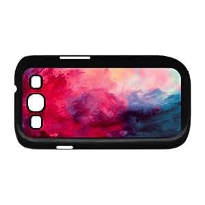 [Prints Series] Samsung Galaxy S3 Case Reassurance, Samsung Galaxy S3 Case for Women Jackalondon - Black