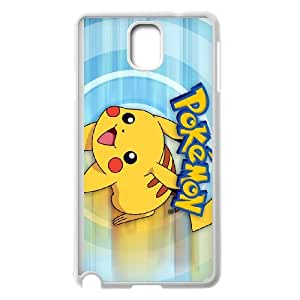 Samsung Galaxy Note 3 Cell Phone Case White Pikachu Custom Customized Phone Case Cover CZOIEQWMXN27324