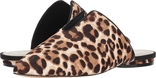 1.STATE Women's Genia Cheetah/Black Haircalf/Grosgrain Binding 6 M US