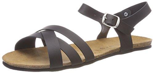 ESPRIT WoMen Kendra Cc Sandl Ankle Strap Sandals Black