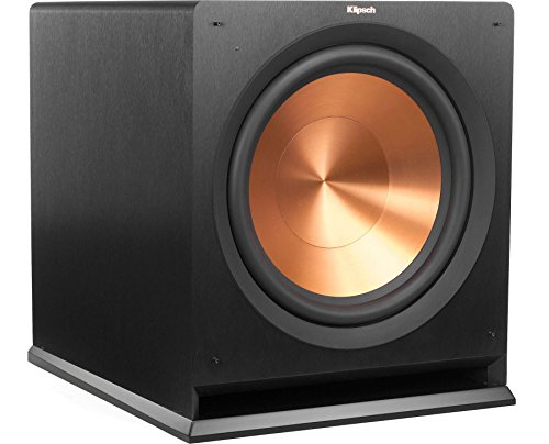 "Klipsch Reference Series 15"" 400W Powered Subwoofer Black R-115SW"