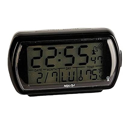 Athletic Club de Bilbao - Reloj despertador digital RE02AC03E