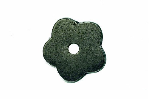 Top Knobs M1425 Handle / Pull Backplate (16in Flower Cabinet Knob)