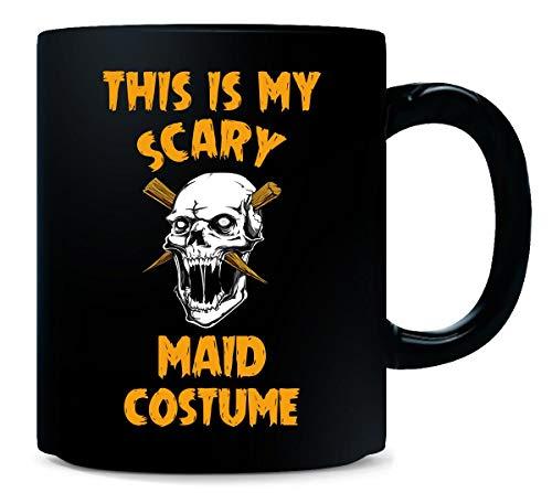 This Is My Scary Maid Costume Halloween Gift - Mug