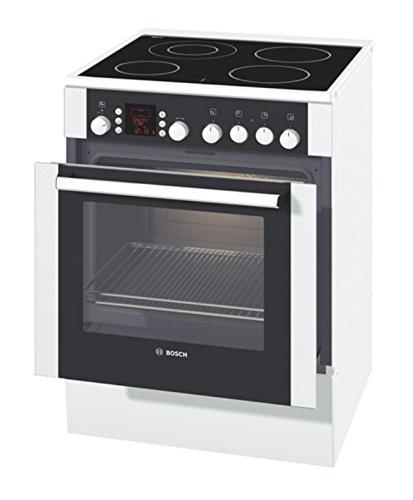 Bosch HLN653420F - Cocina (Cocina independiente, Negro, Blanco ...