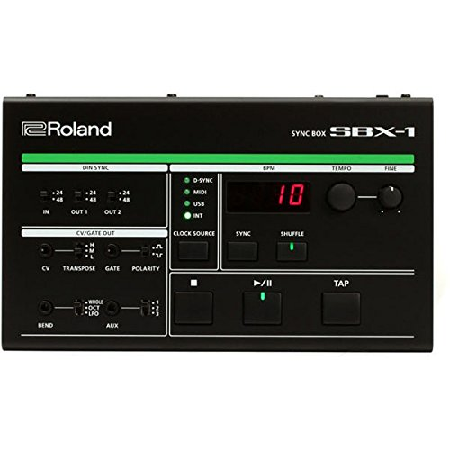 Roland AIRA SBX-1 Sync Box by Roland