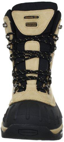 Kamik Blacktail2 WK0040, Stivali da neve uomo Beige (Beige (Cof))