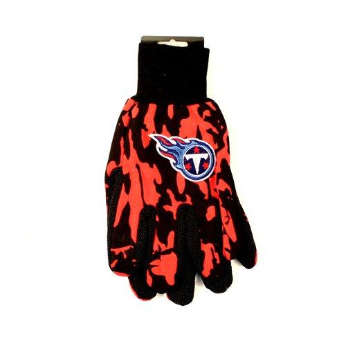 Tennessee Titans Work Gloves, Titans Work Gloves