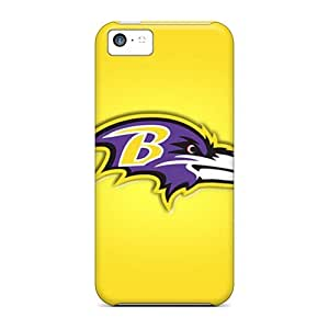 Excellent Design Baltimore Ravens Phone Cases For Iphone 5c Premium Tpu Cases