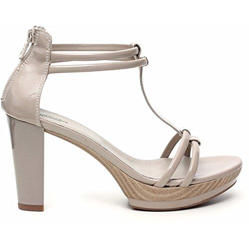 El mejor vendedor barato en línea Nero Giardini Sandalias de Vestir de Piel Para Mujer Beige Sabbia 38 Para Niza El mejor precio barato Venta Nueva Llegada cwzpZx