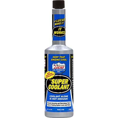- Lucas Oil 10640 Super Coolant 12X1 16 Ounce