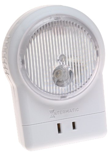 Intermatic PR3C Three-in-One Emergency Power Failure Light by Intermatic