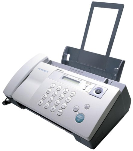 Sharp UXB20 Inkjet Fax Machine by Sharp