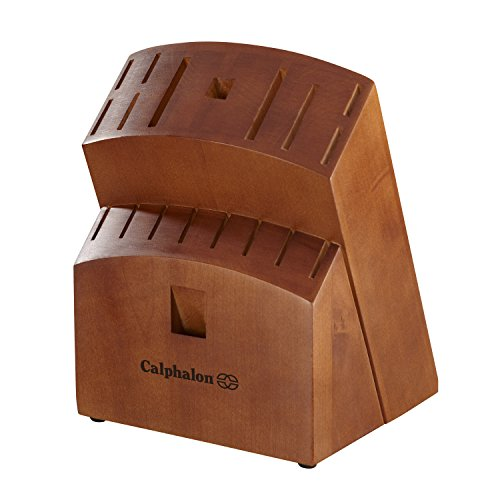 Calphalon 1834745 Precision Series 16-Piece Cutlery Set with Wood Knife Block by Calphalon (Image #9)