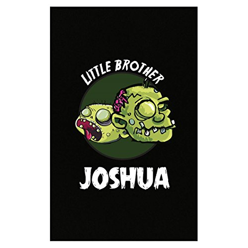 Prints Express Halloween Costume Joshua Little Brother Funny Boys Personalized Gift - Poster