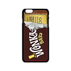 Lovely cartoon Wonka Bar Cell Phone Case for iPhone 6
