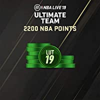NBA LIVE 19: The One Edition - 2200 LUT Points Pack - PS4 [Digital Code]