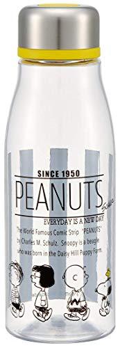 (Skater Stylish Blow Bottle Peanuts Snoopy 500ml PTY5)