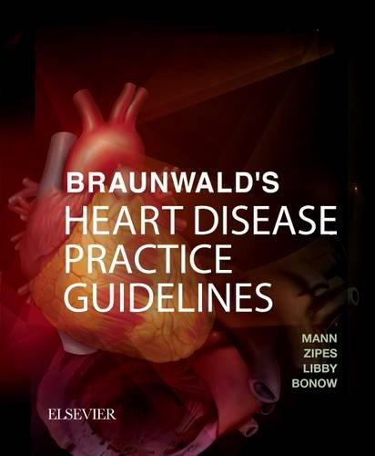 Braunwald's Heart Disease Practice Guidelines Access Code, 1e