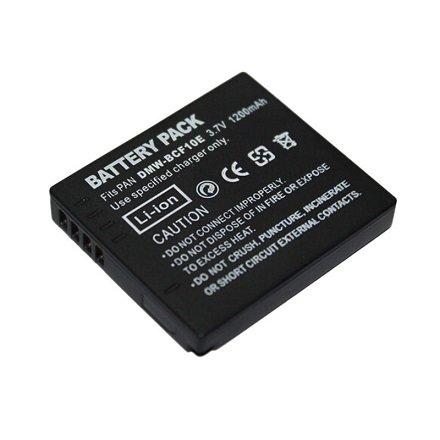 Bateria para Panasonic Lumix DMC-FT1 Lumix DMC-FS11 Lumix DMC-FS25 940mAh