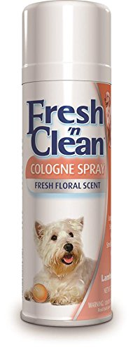 Dog Body Spray (Lambert Kay Fresh Floral Scent Cologne 12oz)