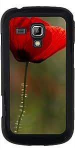 Funda para Samsung Galaxy Trend S7560 - Flor De Amapola by WonderfulDreamPicture
